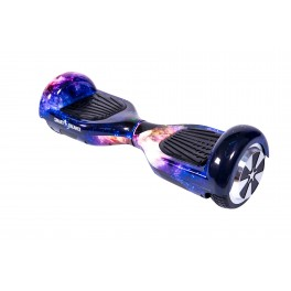 Hoverboard Smart Balance™ Premium Brand, Regular Galaxy Orange, roti 6,5 inch, Bluetooth, AutoBalans