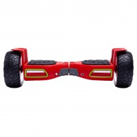 PACHET PROMO: Hoverboard Hummer Red + Hoverseat cu Suspensii