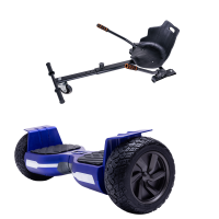 PACHET PROMO: Hoverboard Hummer Blue + Hoverseat