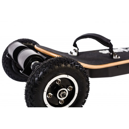 electric skateboard offroad cu telecomanda. Black Bedroom Furniture Sets. Home Design Ideas