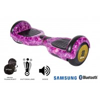 Hoverboard Editie Speciala Golden Buzz - Romanii au Talent - Regular Galaxy Pink