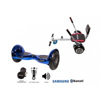 PACHET PROMO: Hoverboard OffRoad ElectroBlue + Hoverseat cu burete