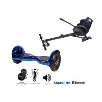 PACHET PROMO: Hoverboard OffRoad ElectroBlue + Hoverseat