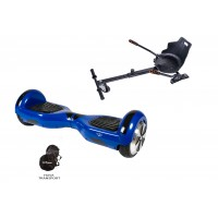 PACHET PROMO: Hoverboard Regular Blue + Hoverseat