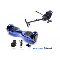 PACHET PROMO: Hoverboard Regular ElectricBlue + Hoverseat