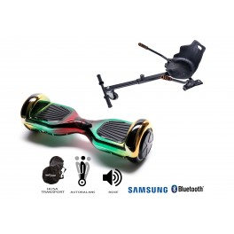 PACHET PROMO: Hoverboard Regular California + Hoverseat