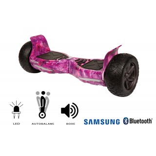 Hoverboard Hummer Galaxy