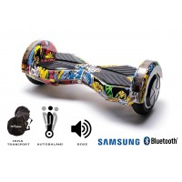 Hoverboard Transformers Hip Hop 6.5 inch