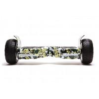 PACHET PROMO: Hoverboard Hummer Camouflage + Hoverseat