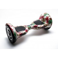 PACHET PROMO: Hoverboard OffRoad Skull Coloured + Hoverseat