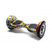 PACHET PROMO: Hoverboard OffRoad HipHop + Hoverseat