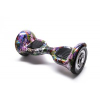 PACHET PROMO: Hoverboard OffRoad Multicolor + Hoverseat