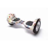 PACHET PROMO: Hoverboard OffRoad Splash + Hoverseat