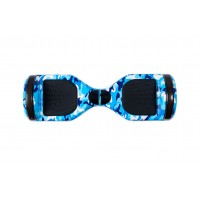 Hoverboard Regular Camouflage Blue