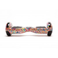 PACHET PROMO: Hoverboard Regular Abstract + Hoverseat