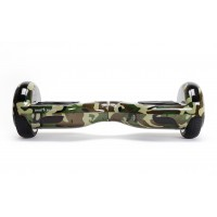 PACHET PROMO: Hoverboard Regular Camouoflage + Hoverseat cu suspensii