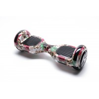 PACHET PROMO: Hoverboard Regular Skull Color + Hoverseat