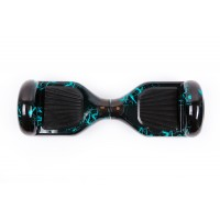 PACHET PROMO: Hoverboard Regular Thunderstorm + Hoverseat