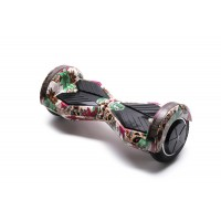 Hoverboard Transformers SkullColor
