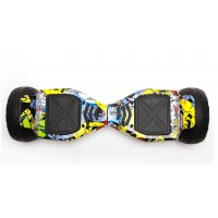 PACHET PROMO: Hoverboard Hummer HipHop  + Hoverseat