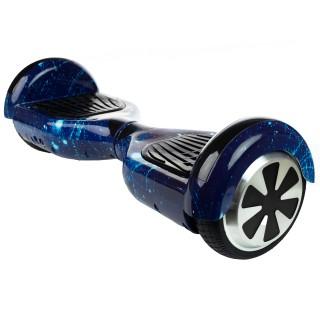 Hoverboard Smart Balance™, Regular Galaxy Blue, roti 6,5 inch, Bluetooth, 700 W