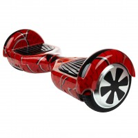 Hoverboard Smart Balance™, Regular Red Spider, roti 6,5 inch, Bluetooth, 700 W