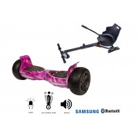 PACHET PROMO: Hoverboard Hummer Galaxy + Hoverseat