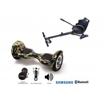 PACHET PROMO: Hoverboard OffRoad Camouflage + Hoverseat