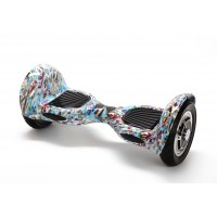 PACHET PROMO: Hoverboard OffRoad Clown + Hoverseat