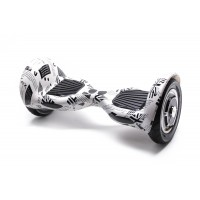 PACHET PROMO: Hoverboard OffRoad News Paper + Hoverseat cu burete