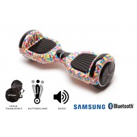 Hoverboard Regular Abstract 6.5 inch, 700 W
