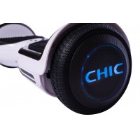 Hoverboard Regular White Chic