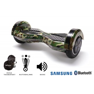 Hoverboard Transformers Camouflage 6.5 inch
