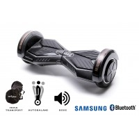 Hoverboard Transformers Carbon 6.5 inch