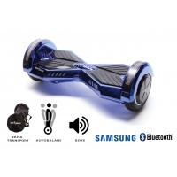 Hoverboard Transformers ElectroBlue 6.5 inch