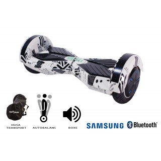 Hoverboard Transformers News Paper