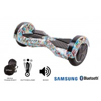 Hoverboard Transformers Clown 6.5 inch