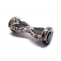 PACHET PROMO: Hoverboard Transformers Tattoo + Hoverseat cu suspensii