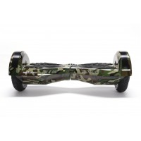 PACHET PROMO: Hoverboard Transformers Camouflage + Hoverseat cu burete