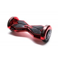 PACHET PROMO: Hoverboard Transformers ElectroRed + Hoverseat cu burete
