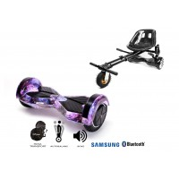 PACHET PROMO: Hoverboard Transformers Galaxy + Hoverseat cu suspensii