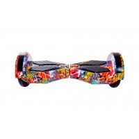 PACHET PROMO: Hoverboard Transformers HipHop Orange + Hoverseat
